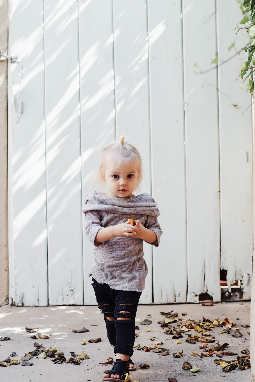 Kids Fall Fashion Guide | Brooklynn & Grey - Cutest Kids Clothes Small Shop - Kids Sweater, Kids Ripped Jean