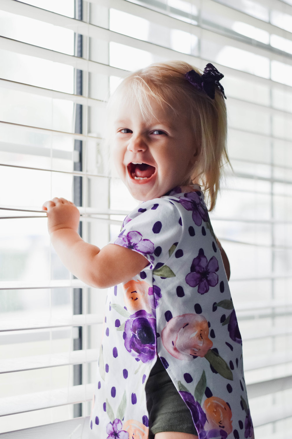 Purple Plum Lace Baby Bow - Kids Fall Fashion Guide - Elle Belle Baby