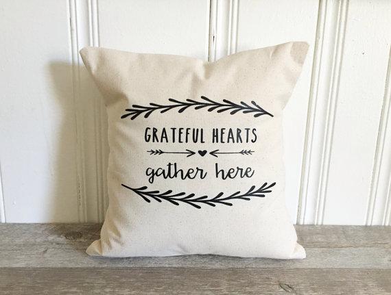 Cute Fall Pillows - Fall Home Decor -