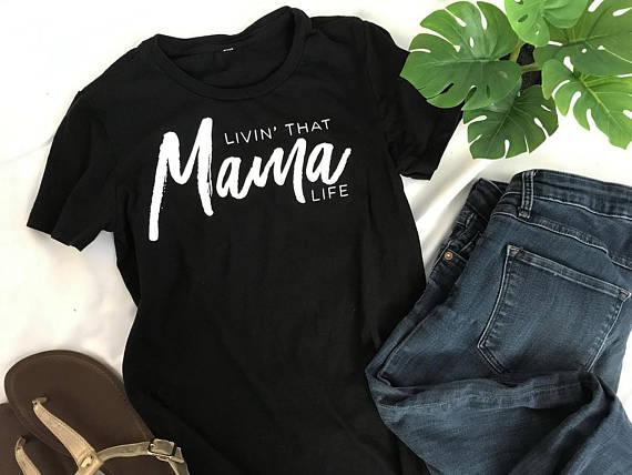 Funny Mom Shirts - Cute Mom Tanks-Tees -