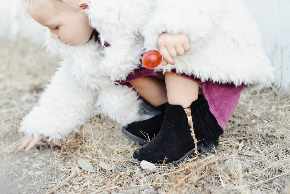 Cute Kids Boots-Booties - FabKids - #BootsHerWay -- Mommy Blogger-Vlogger - The Overwhelmed Mommy