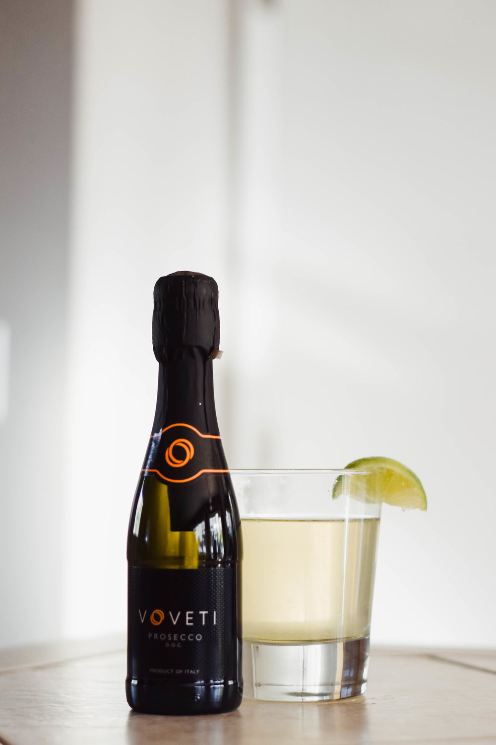 3 Champagne Cocktails for Holiday Parties - VOVETI Prosecco -- Mommy Blogger-Vlogger - The Overwhelmed Mommy