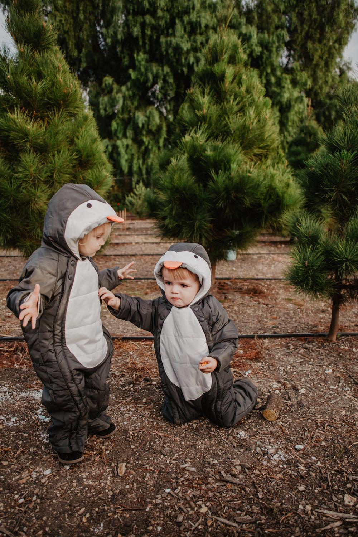 Baby-Kids Penguin Snowsuits-Costumes - Marks & Spencer -- Mommy Blogger-Vlogger - The Overwhelmed Mommy