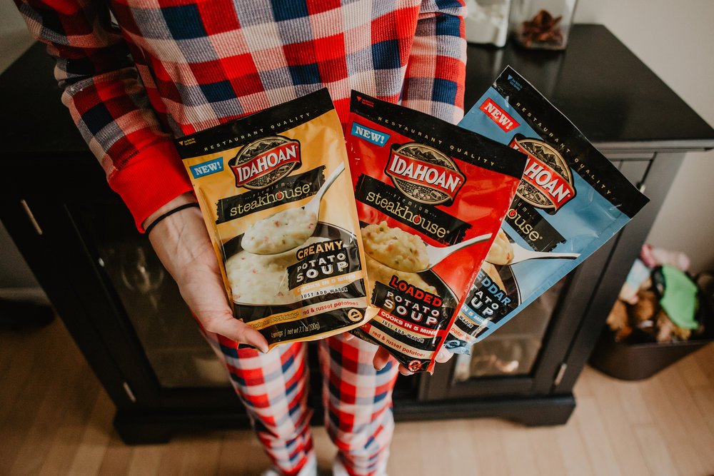 6 Proven Ways to Beat the Winter Blues - Idahoan Steakhouse Soups #IdahoanSoups #ad -- Mommy Blogger - The Overwhelmed Mommy