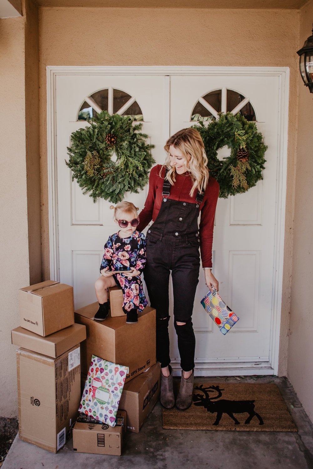 Tips for Online Holiday Shopping - Best Online Shopping Apps -- Shopify Arrive -- Mommy Blogger-Vlogger - The Overwhelmed Mommy