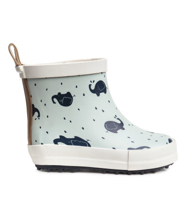 Cute Kids-Toddler Whale Rain Boots -- Mommy Blogger-Vlogger - The Overwhelmed Mommy