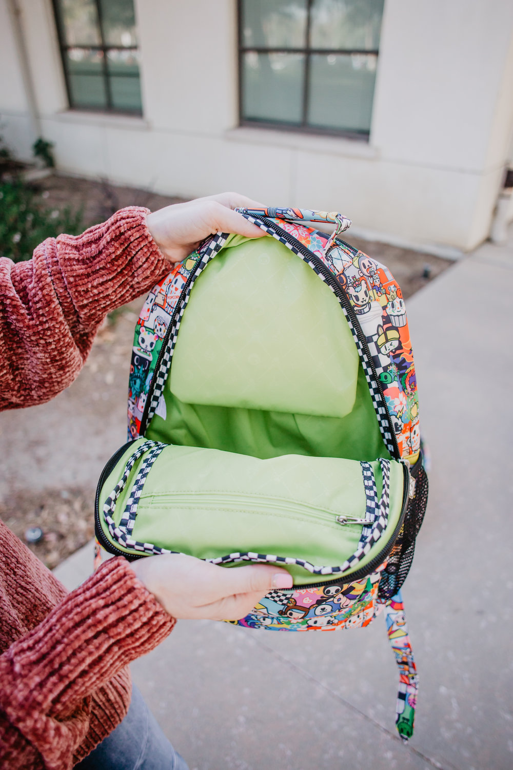 Ju-Ju-Be Sushi Cars Mini Be - Cute Diaper Bags -- Mommy Blogger-Vlogger - The Overwhelmed Mommy