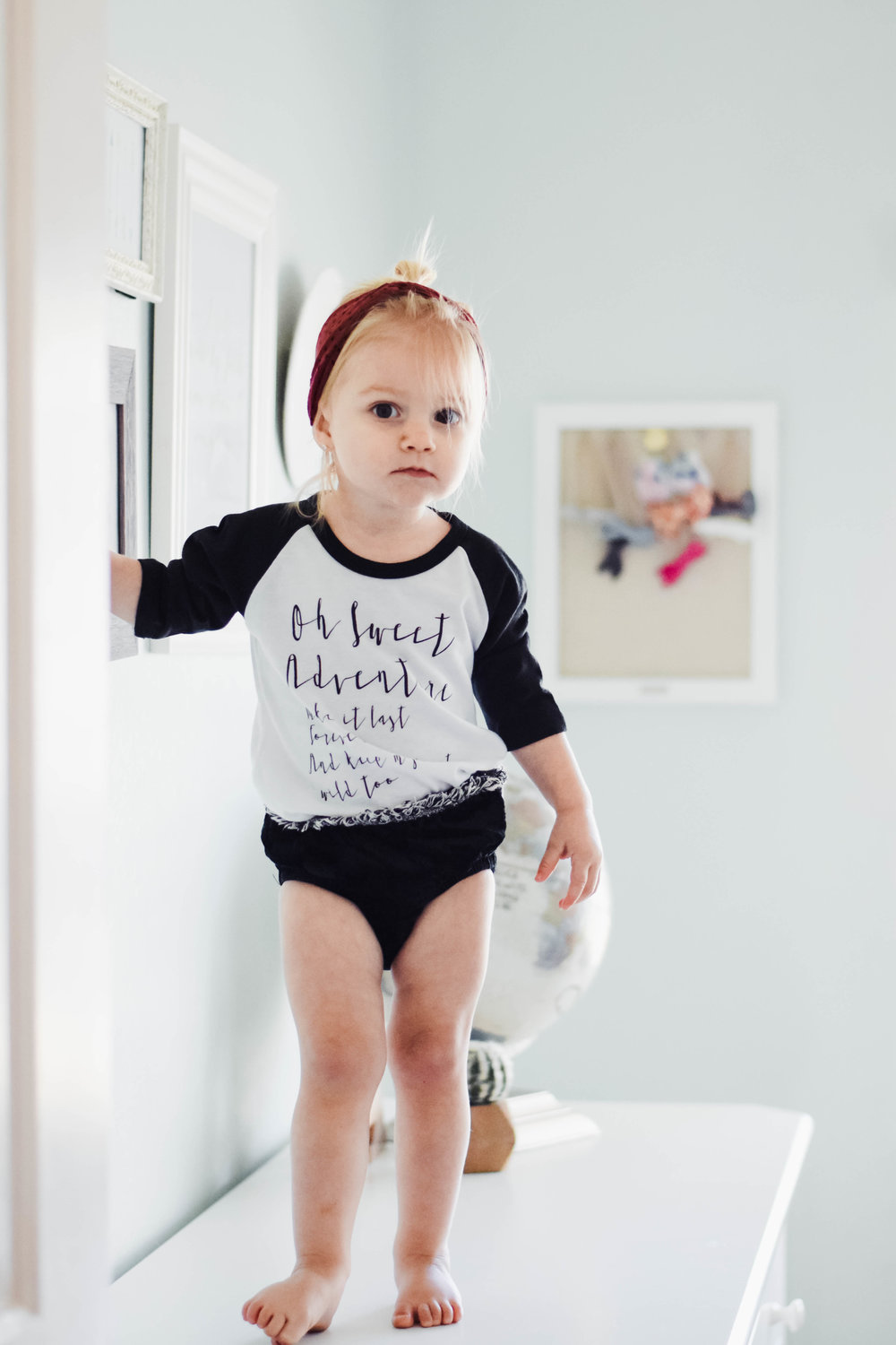 8 Item Capsule Wardrobe for Babies + Toddlers -- Mae and Michael Kids -- Mommy Blog - The Overwhelmed Mommy