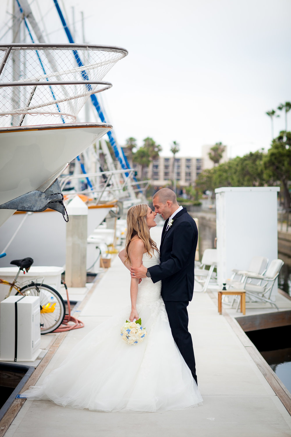 Gorgeous Wedding Photos - Portofino Hotel Wedding -- Mommy Blog - The Overwhelmed Mommy