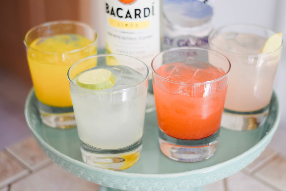 Easy Super Bowl Party Drink Ideas -- Mommy Blogger - The Overwhelmed Mommy