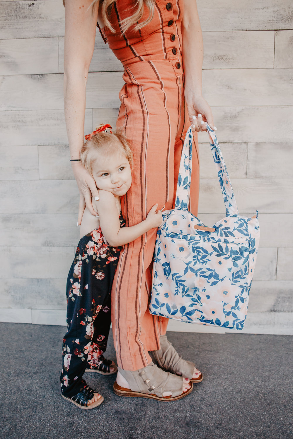 JuJuBe Whimsical Watercolor Be Light -- JuJuBe Rose Gold Collection - The Overwhelmed Mommy