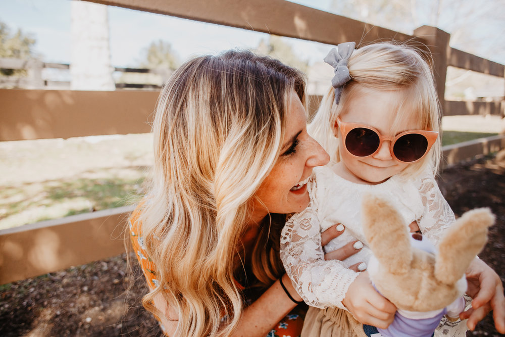 Cute Kids Clothes - Mom Fashion Blogger - Mustard Floral Maxi - White Kids Lace Leotard -- The Overwhelmed Mommy