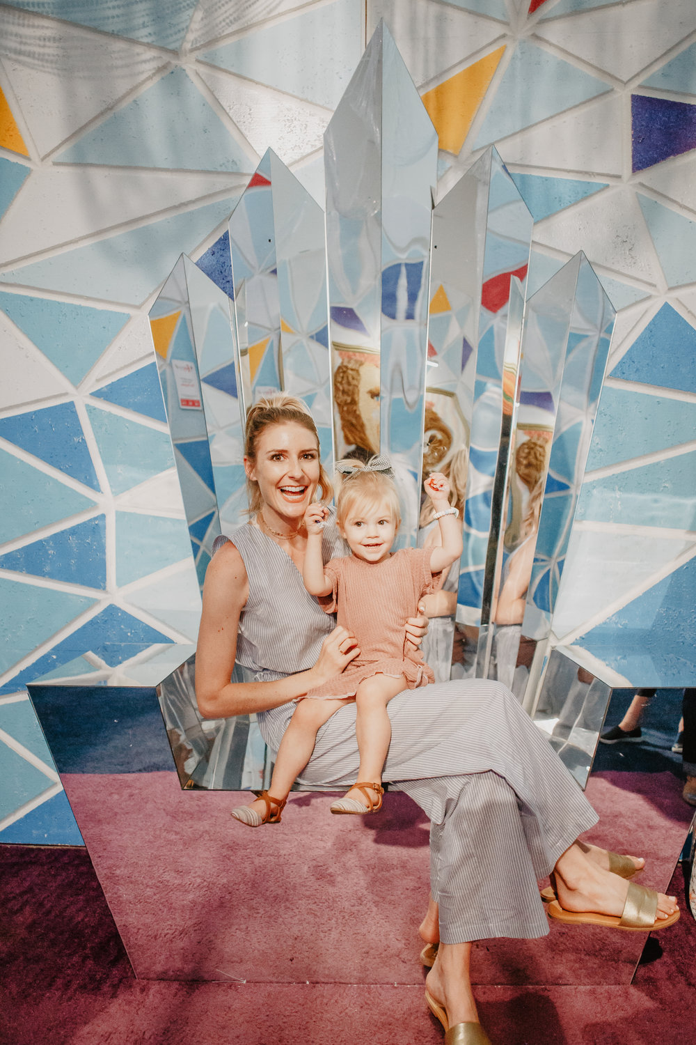 Candytopia Santa Monica -- Mommy Blogger - The Overwhelmed Mommy