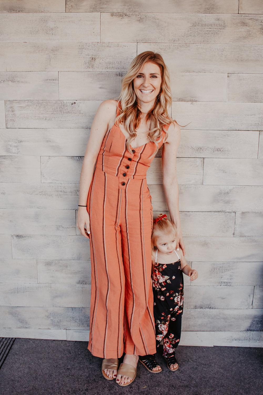Cute Women's Jumpsuits -- Trendy Mom Fashion Blogger - The Overwhelmed Mommy
