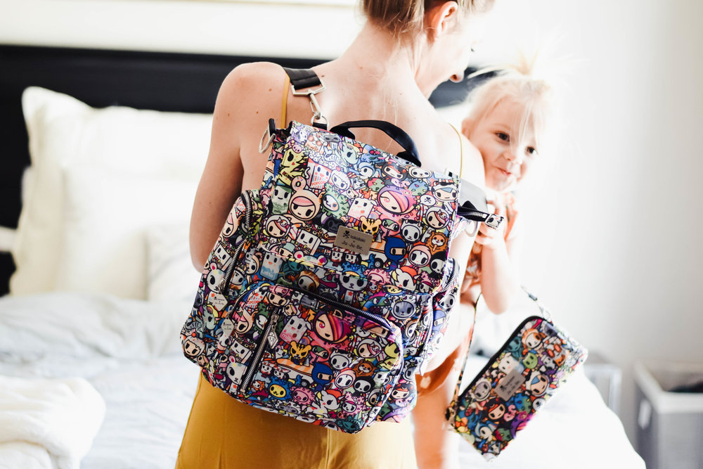 JuJuBe Iconic 2.0 Be Sporty - Tokidoki Iconic 2.0 Be Set