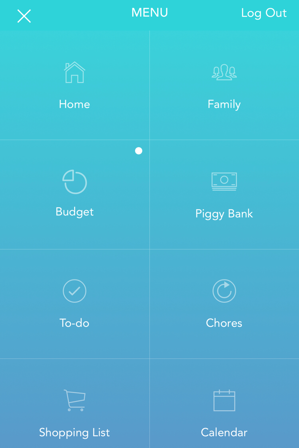 Chores for Toddlers -- Family Organization App