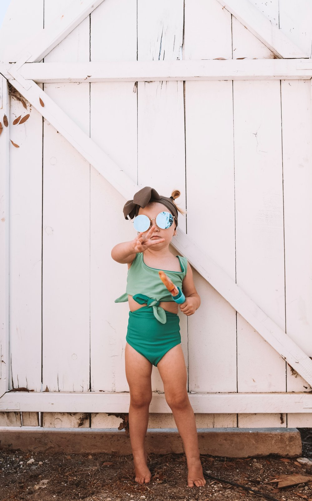 Mommy-Dauther - Mommy and Me Swimsuits -- The Overwhelmed Mommy Blogger