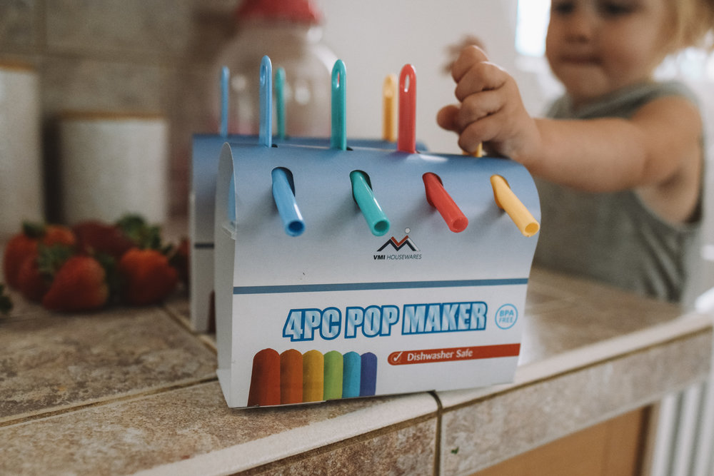 DIY Homemade Popsicles - Homemade Popsicle Sticks — Who invented the popsicle?