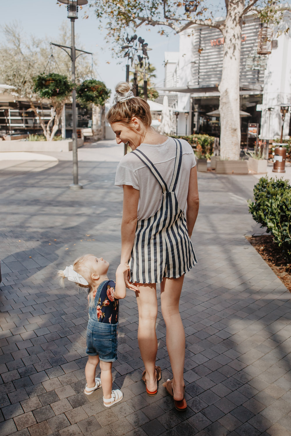 Mommy + Me Overalls - Mommy + Me Clothes -- The Overwhelmed Mommy Blogger