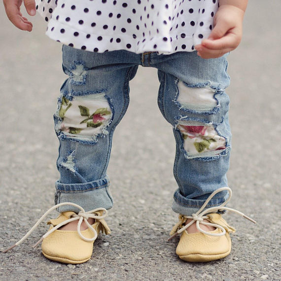 Baby Kids Ripped Jeans Distressed Denim 4.jpg