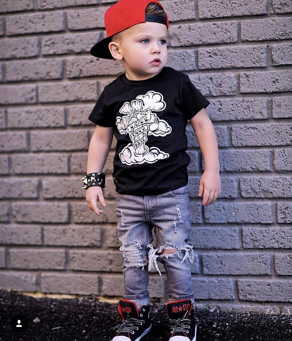 Baby Kids Ripped Jeans Distressed Denim 10.jpg