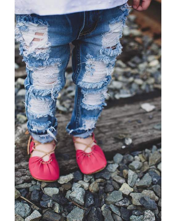 Baby Kids Ripped Jeans Distressed Denim 11.jpg