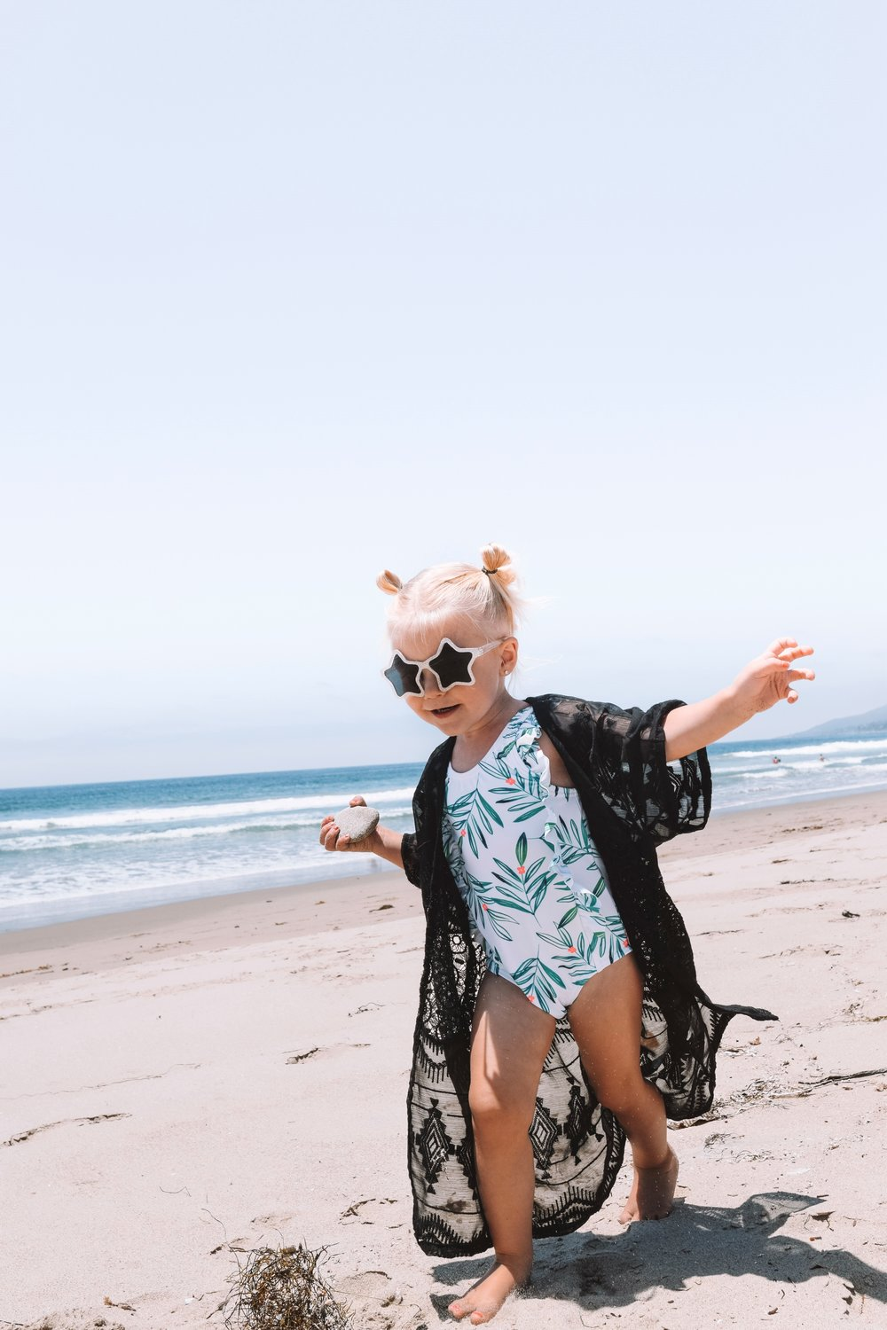 Cute Baby Kids Bathing Suits -- The Overwhelmed Mommy Blogger