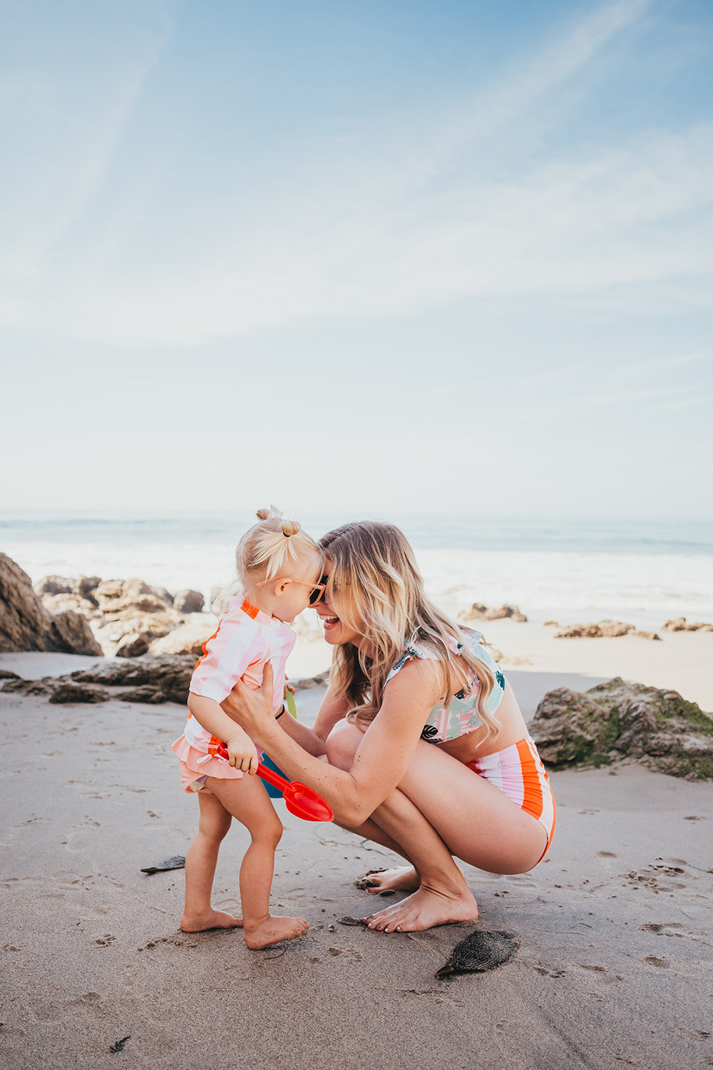 Cute Mommy and Me Swimsuits -- SwimZip
