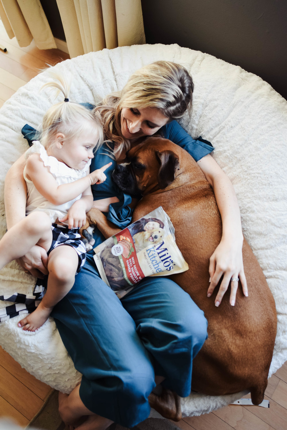 5 Ways to Keep Your Pup Happy With A New Baby