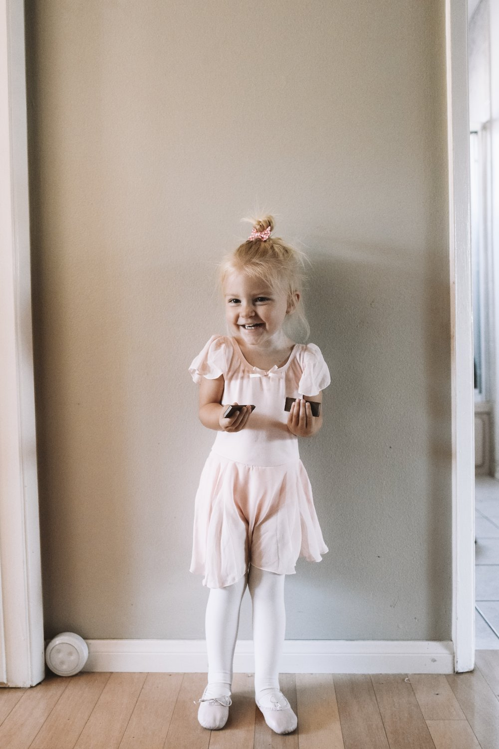 Baby-Toddler Ballet Outfits-Clothes-Leotards-Ballet Shoes -- The Overwhelmed Mommy Blogger
