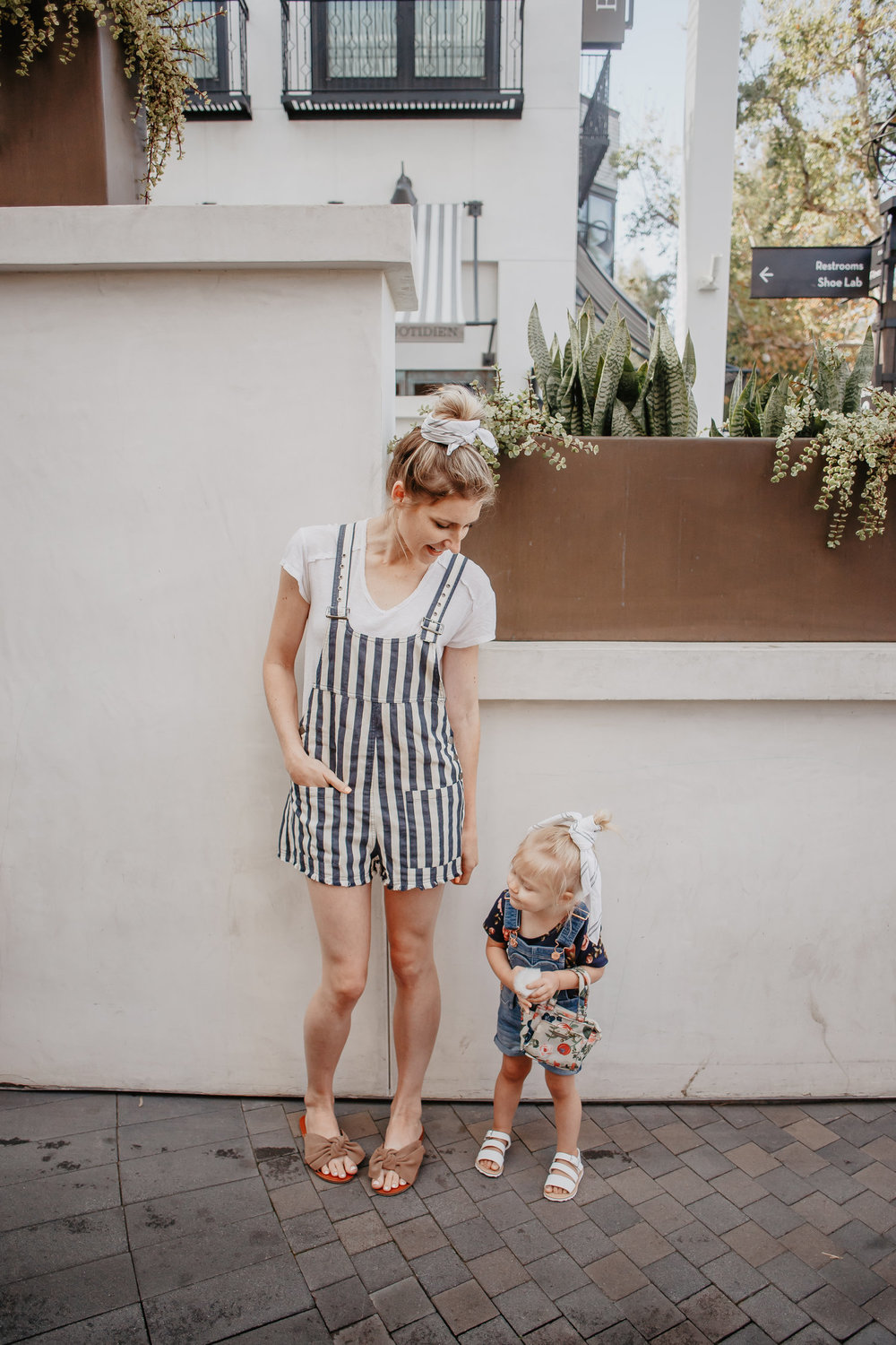 Mommy and Me Clothes-Overalls — The Overwhelmed Mommy Blogger