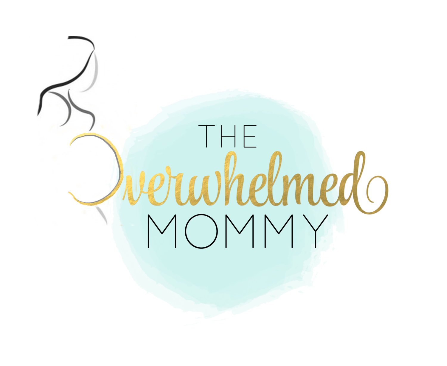 The Overwhelmed Mommy