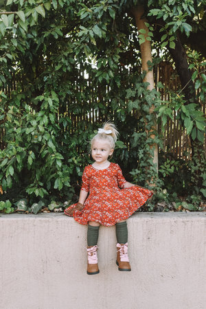 Cute Fall Toddler Clothes Brooklynn Grey The Overwhelmed Mommy