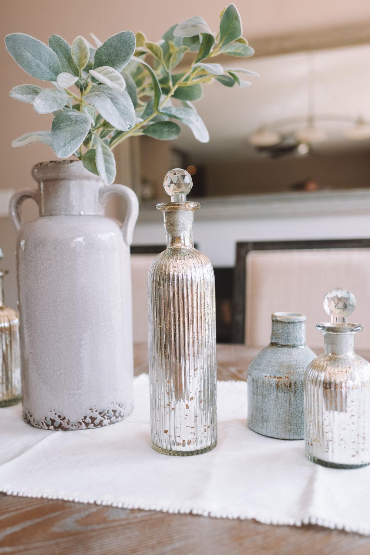 Gorgeous Farmhouse Dining Room Tables Decor - Wayfair Design Services -- The Overwhelmed Mommy Blogger