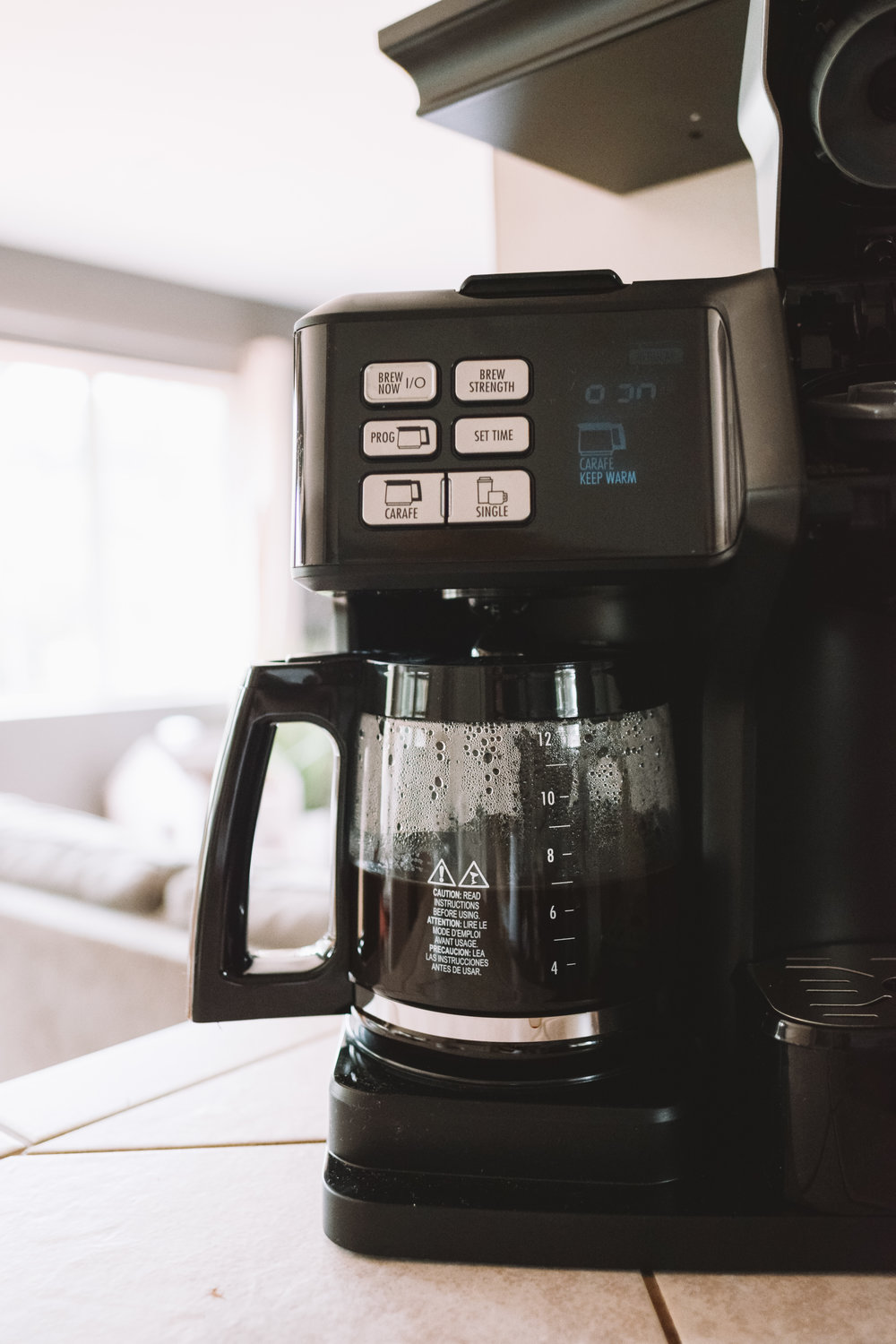 Holiday Gift Ideas for Moms - Hamilton Beach FlexBrew Coffee Maker GIVEAWAY — The Overwhelmed Mommy Blogger