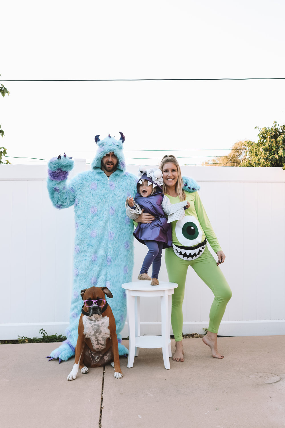 halloween 2018 | our family halloween costumes — the overwhelmed mommy