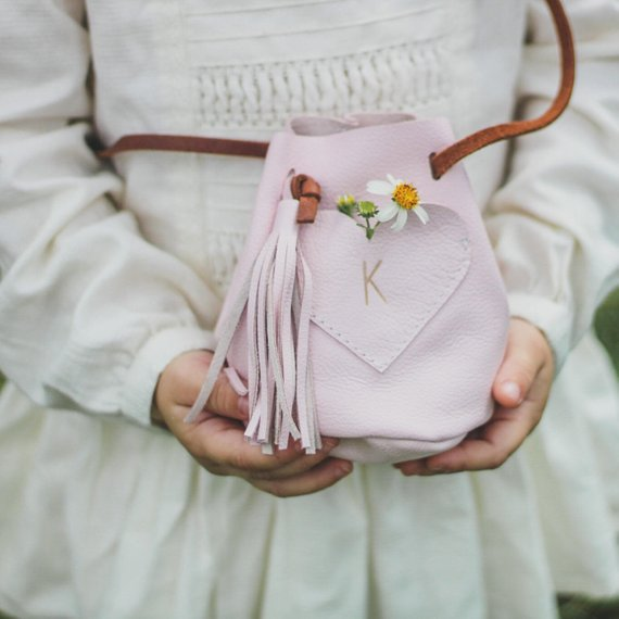 Cute Leather Kids Purses - Toddler Girl Holiday Christmas Gift Ideas Unique - The Overwhelmed Mommy Blogger