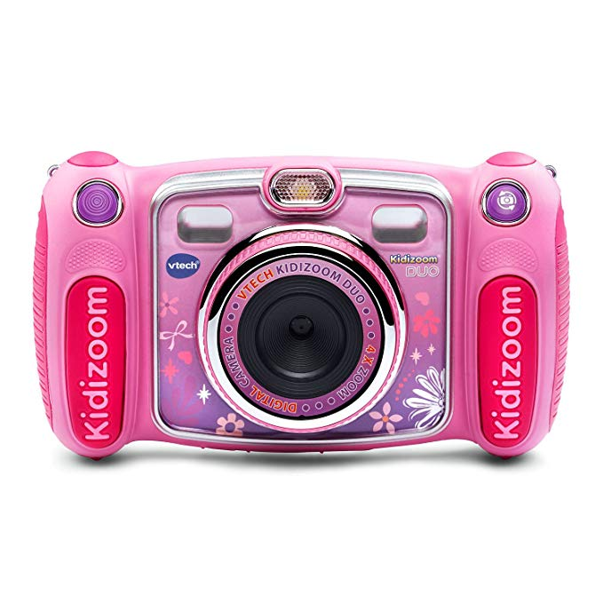 Kids Digital Camera - Toddler Girl Holiday Christmas Gift Ideas Unique - The Overwhelmed Mommy Blogger
