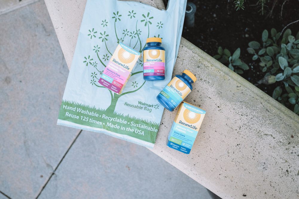 3 Steps to A Healthier 2019 - Renew Probiotics - The Overwhelmed Mommy Blogger