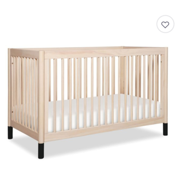 Neutral Natural Baby Boy Nursery Inspiration - The Overwhelmed Mommy Blogger