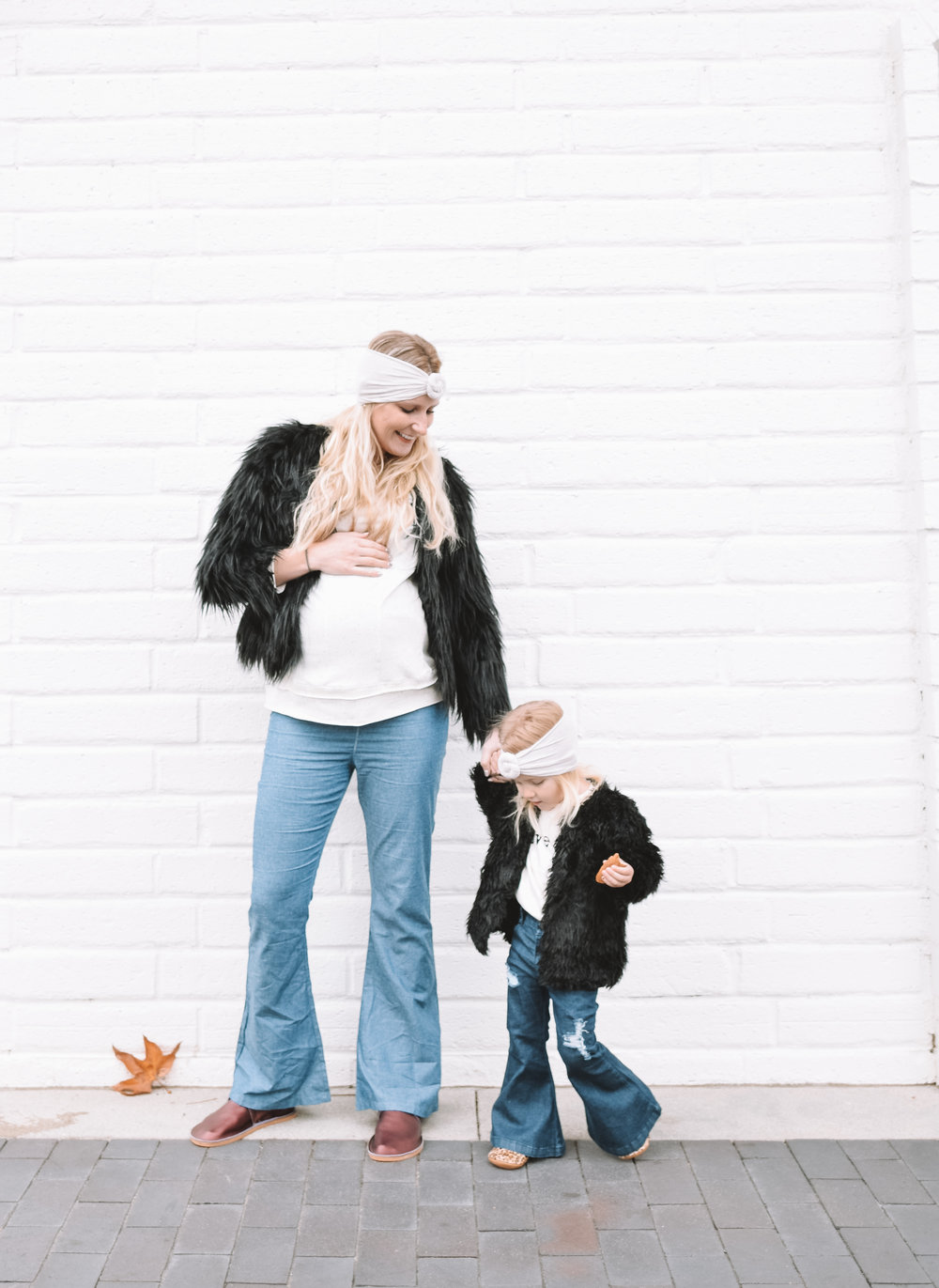 Mommy and Me Clothes Outfits Fashion - The Overwhelmed Mommy Blogger