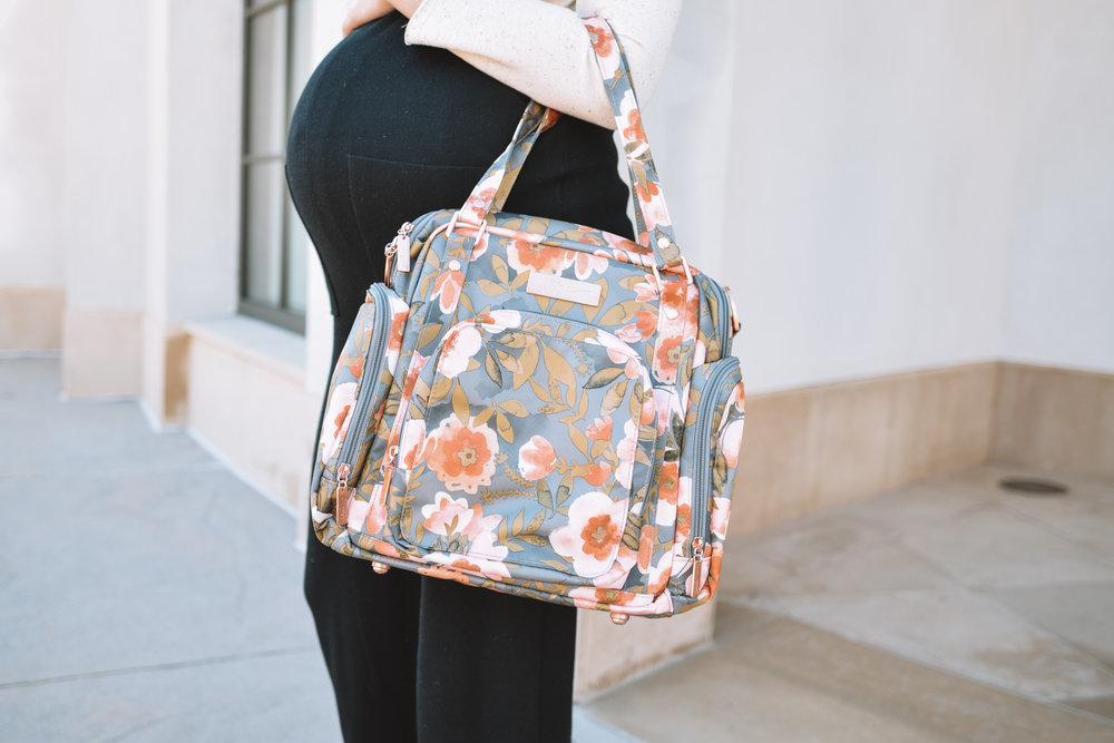 JuJuBe Whimsical Whisper Be Supplied Be Quick Trendy Diaper Bags - The Overwhelmed Mommy Blogger