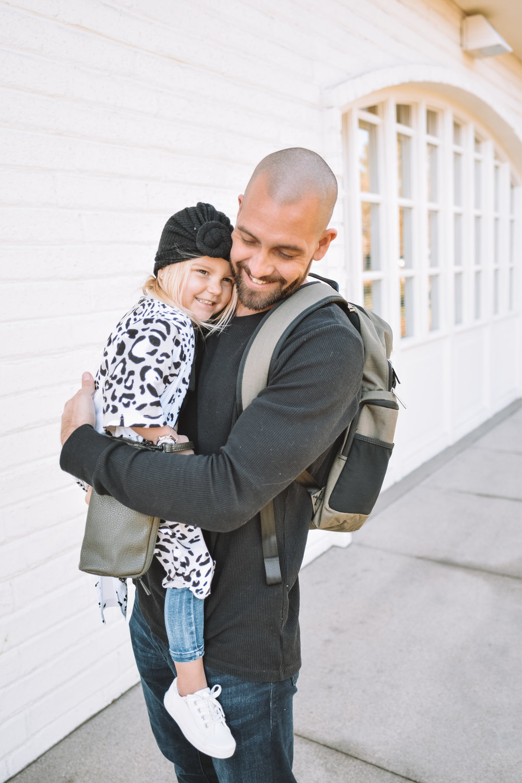 JuJuBe Dad Diaper Bag Backpacks - The Overwhelmed Mommy Blogger