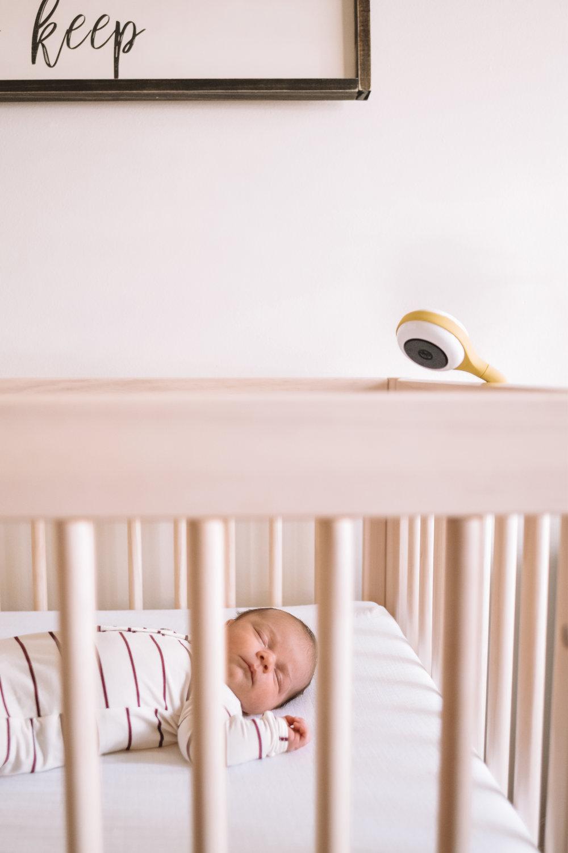 Newborn Sleep Training Tips - The Overwhelmed Mommy Blogger