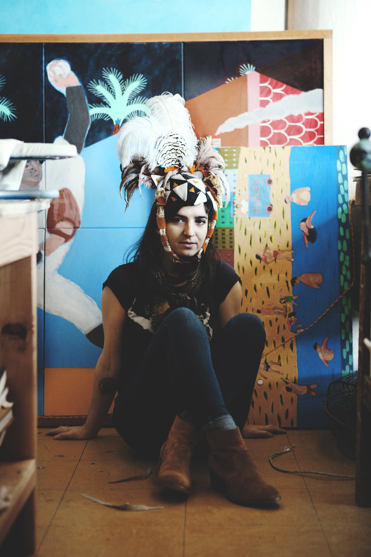 Amelie Mancini  Artist, New York