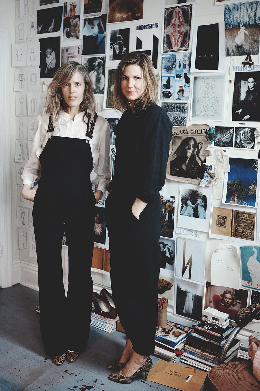 Claudia Dey & Heidi Sopinka  Designers - Horses Atelier, Toronto