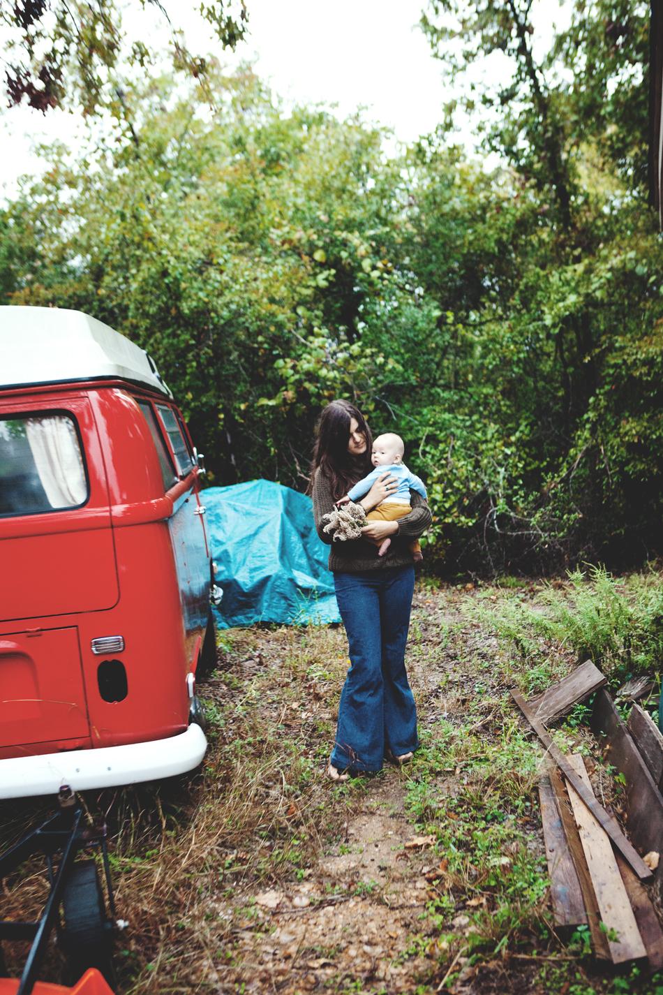 Maura Ambrose  Artist - Folk Fibers, Bastrop TX