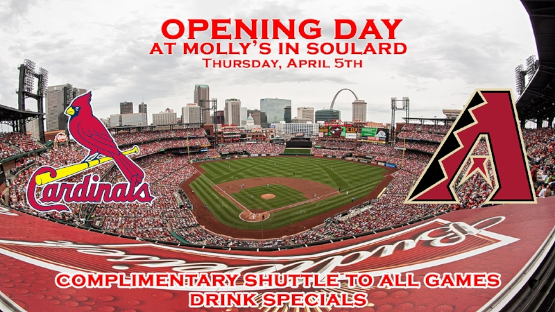 Cardinal's Opening Day -