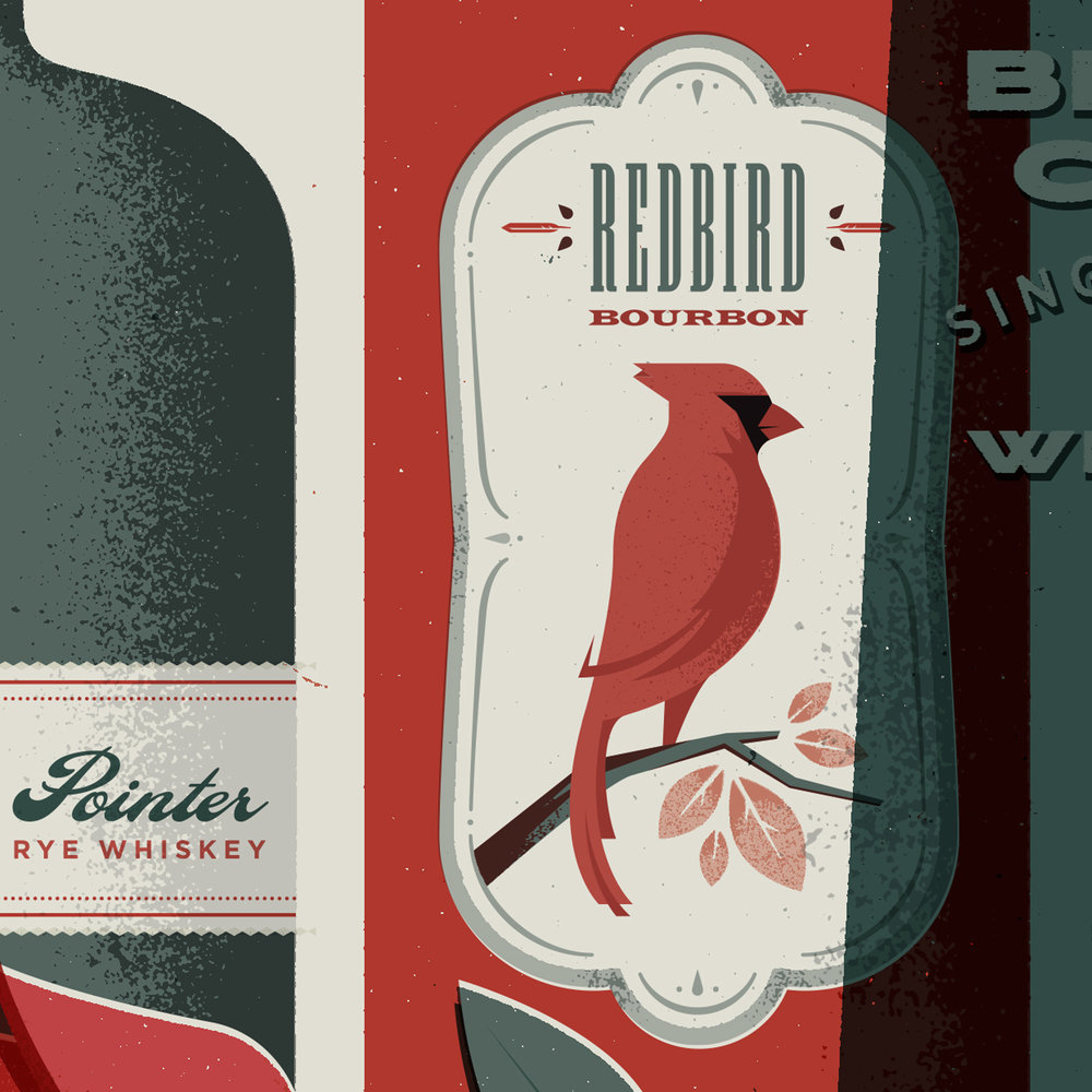Liquor Illustrations