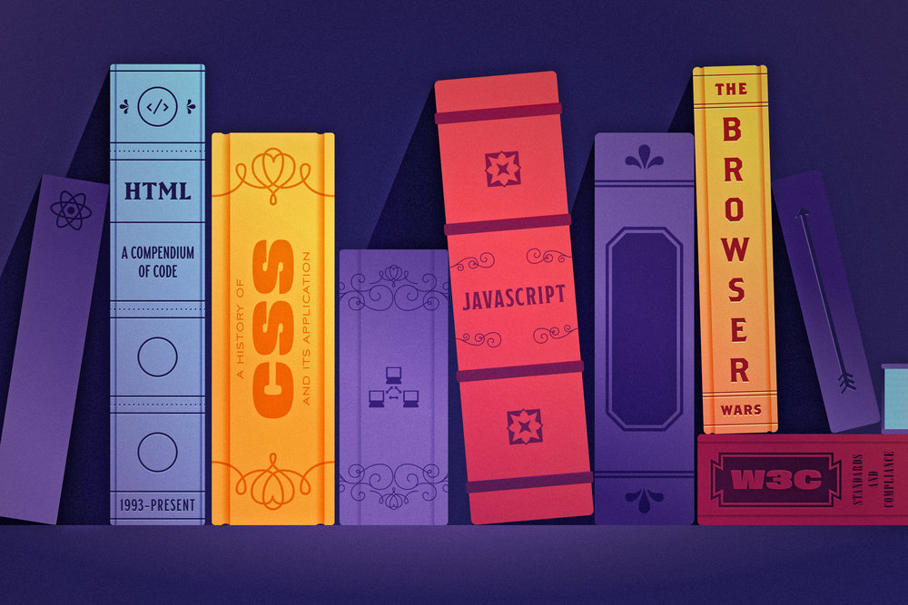 The History of Front-end Frameworks